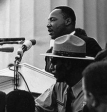 Martin Luther King Dream speech