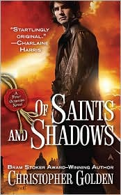 Saints and Shadows cover