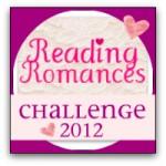 2012 reading romances challenge