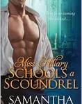 miss hillary schools a scoundrel