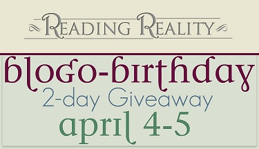 Reading Reality Blogo-Birthday