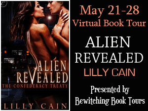 Guest Post: Lilly Cain on Writing and Loving the Alien + Giveaway