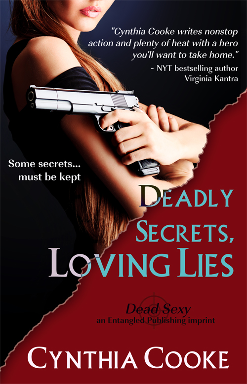 Cover Reveal: Deadly Secrets, Loving Lies