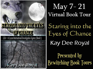 Guest Post: Kay Dee Royal on her new series