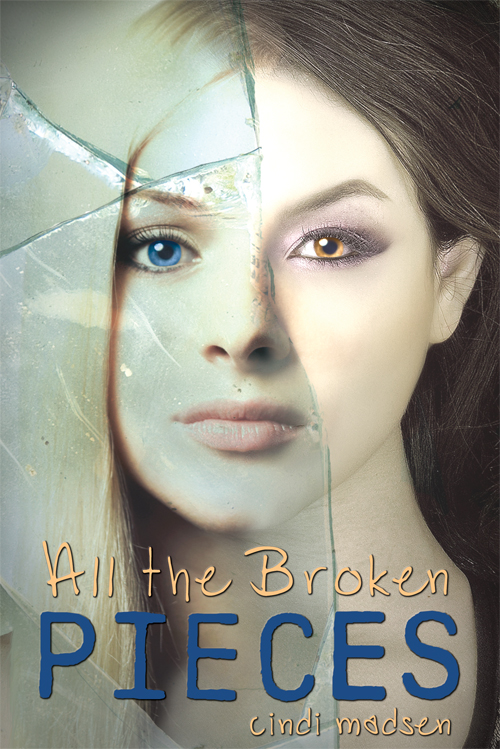 Cover Reveal: All the Broken Pieces by Cindi Madsen