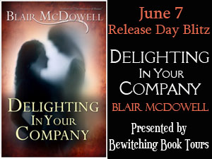 Author Interview with Blair McDowell