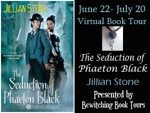 Interview with Jilllian Stone + Giveaway