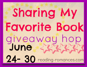 Sharing My Favorite Book Giveaway Hop