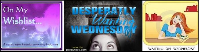 On My Wishlist-Waiting On Wednesday-Desperately Wanting Wednesday-On the Weekend (3)