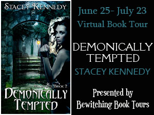 Author Interview: Stacey Kennedy is Mystically Bound
