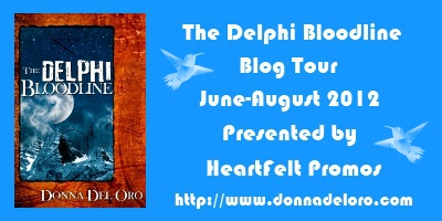 Guest Post: Author Donna Del Oro on Cautionary Tales