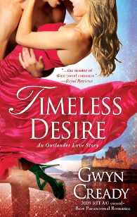 Review: Timeless Desire by Gwyn Cready