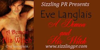 Interview with Eve Langlais on Demonically Tempting Heroes