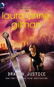 Review: Dragon Justice by Laura Anne Gilman