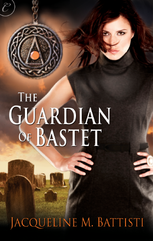 Review: The Guardian of Bastet by Jacqueline M. Battisti