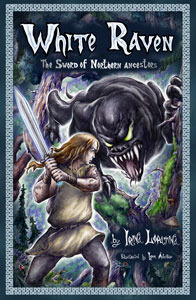 Review: White Raven, the Sword of Northern Ancestors by Irina Lopatina