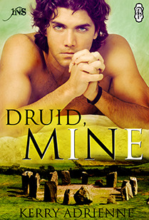 Review: Druid, Mine by Kerry Adrienne