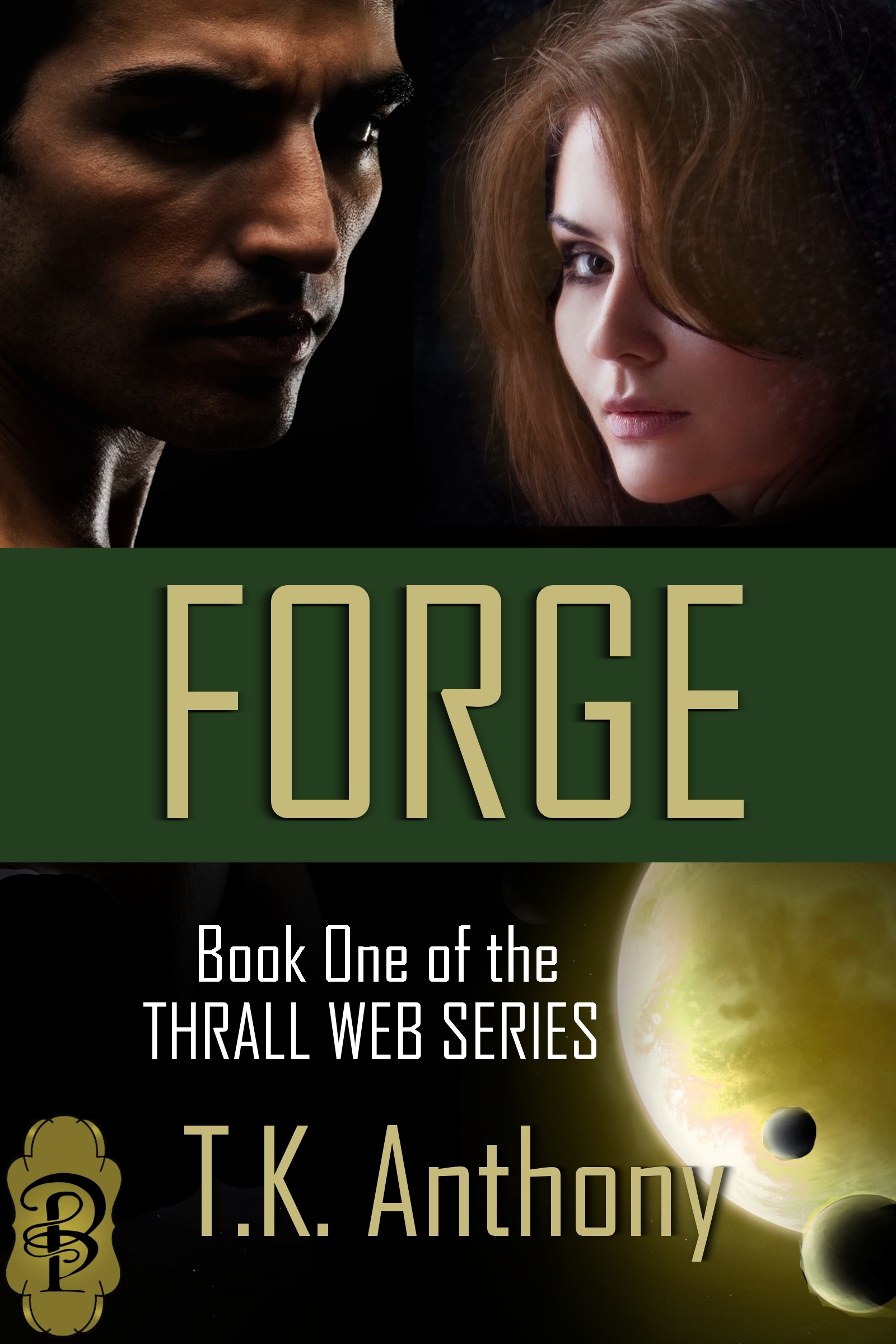 Review: Forge by T.K. Anthony