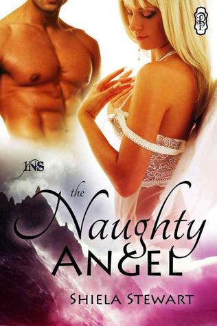 Review: The Naughty Angel by Shiela Stewart