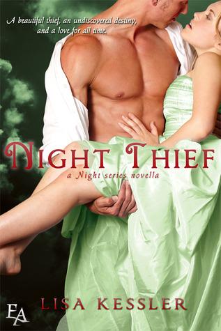 Review: Night Thief by Lisa Kessler