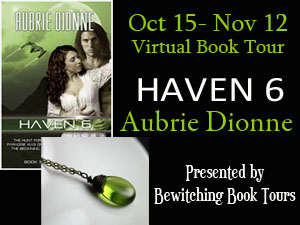 Interview with Aubrie Dionne + Giveaway!