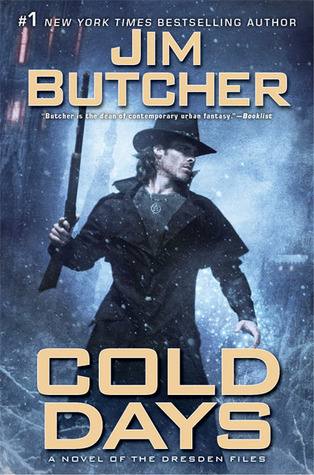 Review: Cold Days by Jim Butcher