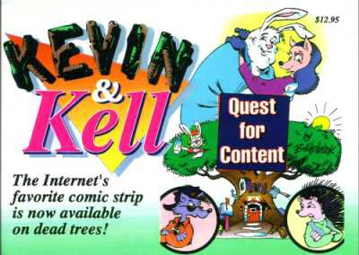 Comics Review: Kevin & Kell by Bill Holbrook