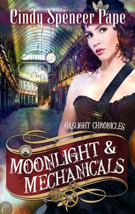 Review: Moonlight & Mechanicals by Cindy Spencer Pape