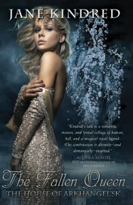 fallen queen goodreads