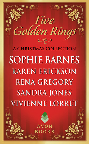 Review: Five Golden Rings: A Christmas Collection