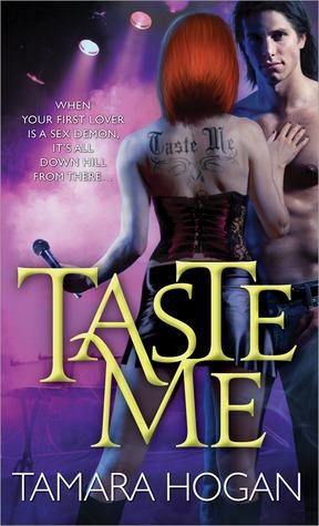 Review: Taste Me by Tamara Hogan