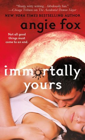 Review: Immortally Yours by Angie Fox