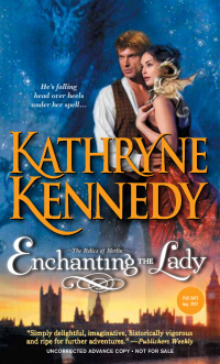 Review: Enchanting the Lady by Kathryne Kennedy