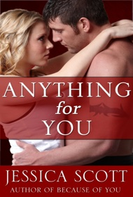 Anything for You book cover
