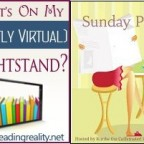 The Sunday Post AKA What's on my (Mostly Virtual) Nightstand 3-28-21