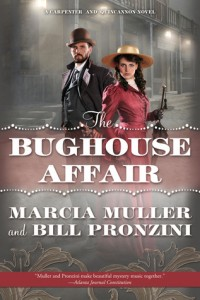 Bughouse Affair by Marcia Muller and Bill Pronzini