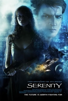 [movie post for Serenity]