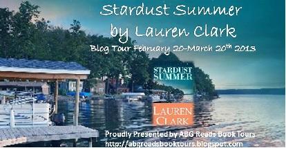 Stardust Summer by Lauren Clark  Blog Tour
