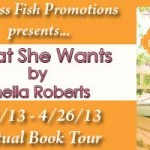 What She Wants Tour Banner