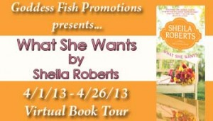 VBT What She Wants Banner