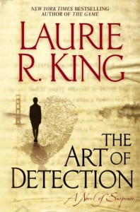 Art of Detection by Laurie R King