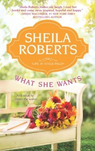 What She Wants by Sheila Roberts