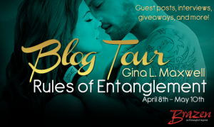 Rules of Engagement blog tour button
