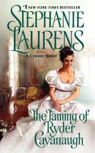 Taming of Ryder Cavanaugh by Stephanie Laurens