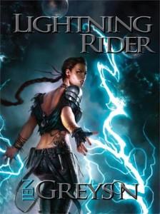 Lightning Rider by Jen Greyson