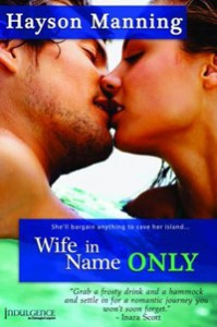 Wife In Name Only by Hayson Manning