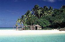 Nuku Island Tonga