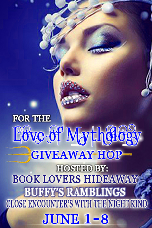 For the Love of Mythology Blog Hop Banner