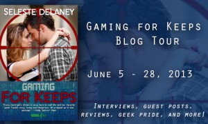 Gaming for Keeps Blog Tour