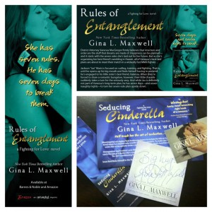 Gina L. Maxwell Swag Pack